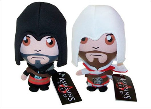 Assassins Creed - Brotherhood Plush