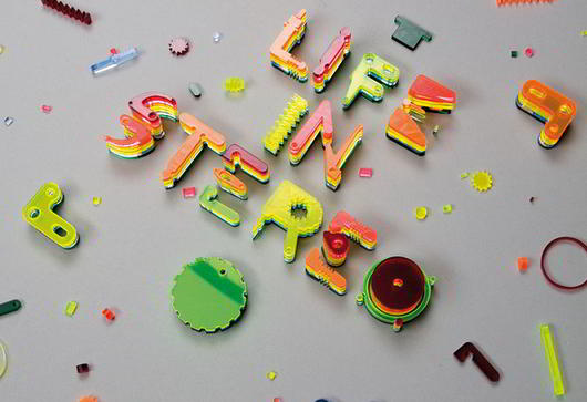 The Pinker Tones: Life in Stereo by Lo Siento